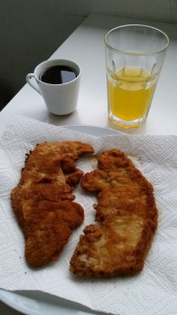 Schnitzel Attempt #2